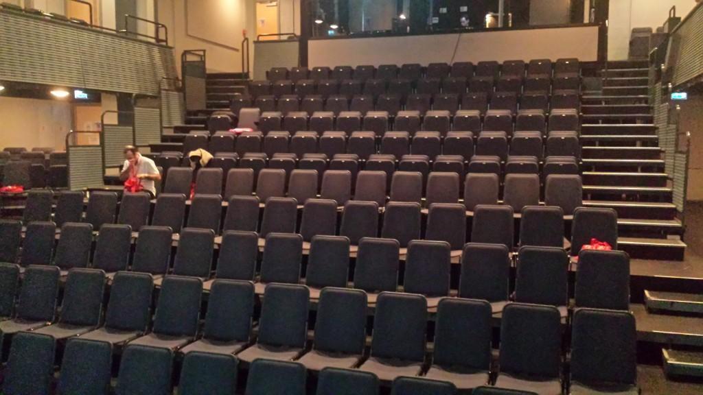 A lot of seats